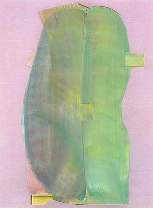 «Embrace (Figure 33», Ruth van Beek, pièce unique (28x 20 cm), 3.500€ hors TVA.