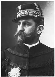 Le général Boulanger photographié par Nadar.
