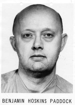 Le père du tueur de Las Vegas, Benjamin Hoskins Paddock.