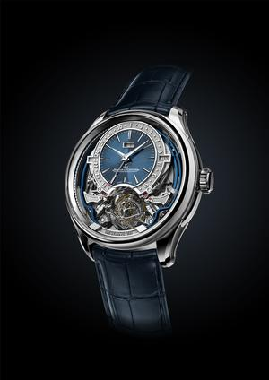 la Gyro-Tourbillon, une montre à grande complication.