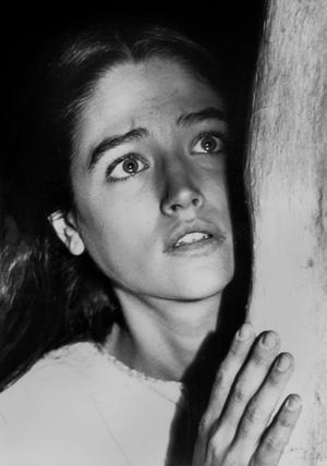 Olivia Hussey dans le film de Franco Zeffirelli.