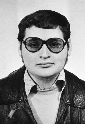 Portrait de Carlos au début des années 1970.