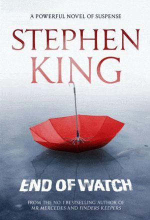 <i>End of watch</i>, tome 3 de la trilogie