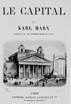 Le Capital est publié en partie en 1867.