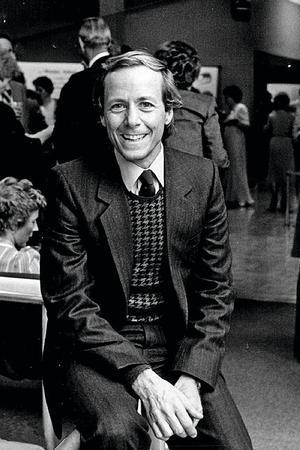 Le designer Aldo Cipullo en 1981. (Archives Cartier)
