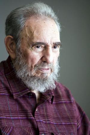 Fidel Castro, septembre 2009.