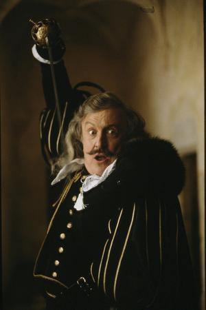 Claude Rich dans «La fille de d'Artagnan» (1993).