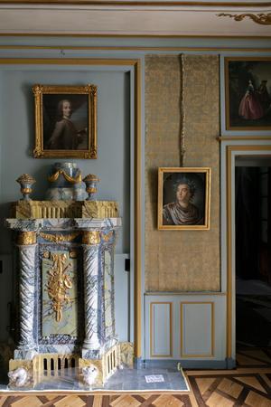La chambre de Voltaire.