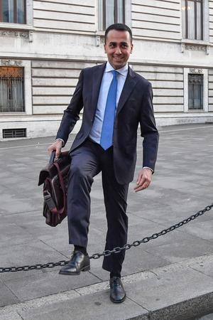Luigi Di Maio était déjà le plus jeune vice-président de la Chambre des députés.
