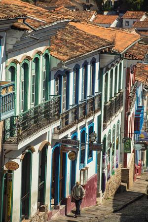 Première ville brésilienne inscrite au patrimoine mondial par l'Unesco en 1980, Ouro Preto est un trésor baroque ponctué d'églises, de palais et de maisons bourgeoise.