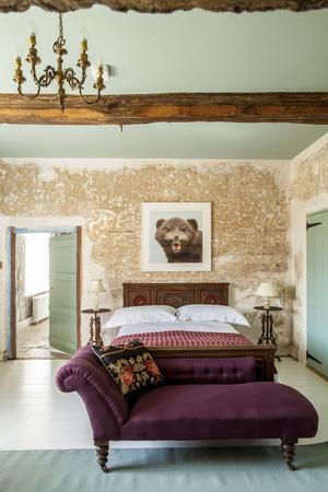 Durslade Farm, charme bohème d'une maison de campagne anglaise.