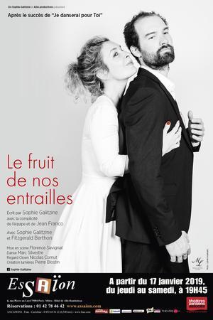 L'affiche du Fruit de nos entrailles.