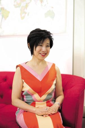 Yuko Hasegawa, figure majeure de la scène japonaise et internationale.
