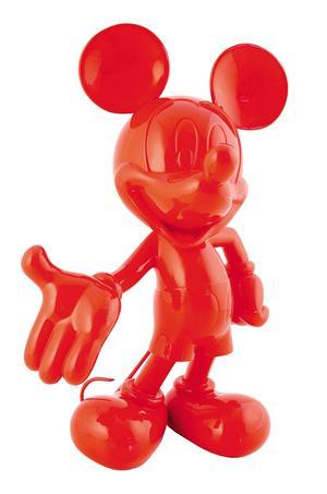 BHV Marais accueille unpop-up Disney Store avec sculptures, livres, sacs, linge de maison etaccessoires àl'imagede la plus célèbre des souris.