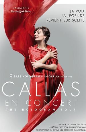 L'affiche de La Callas.