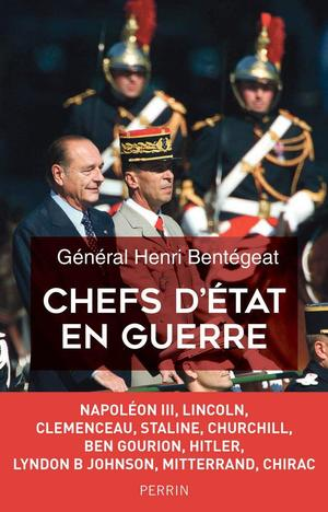 Henri Bentégeat, <br/>Éd. Perrin, 492 p., 25euros.