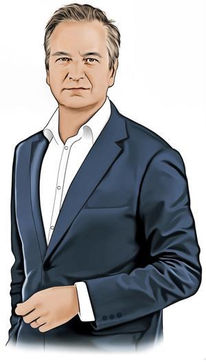 Guillaume Roquette, directeur de la rédaction du Figaro Magazine.