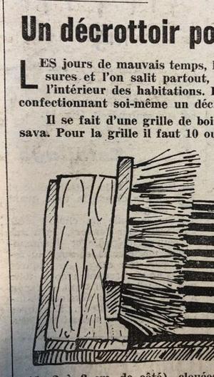 Extrait du <i>Figaro</i> du 26 avril 1912.