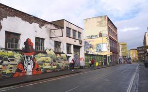 Cinq villes européennes pour découvrir le Street Art