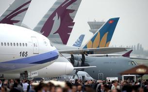 Produire plus et plus vite, le vrai défi d'Airbus et Boeing