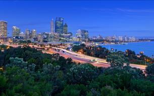 Perth, l'éveil d'une cité