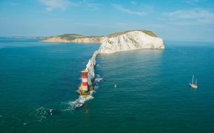 Wight, l'île dans le vent