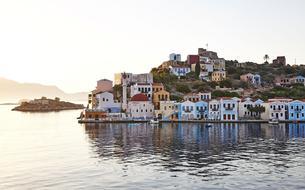Kastellorizo, aux confins de la Grèce