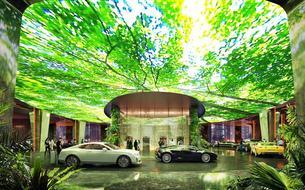 À Dubaï, un hôtel va accueillir une forêt tropicale. Une première!