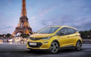 Opel Ampera-e, 400 km d'autonomie