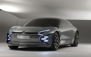 Citroën CXPERIENCE, une future berline haut de gamme