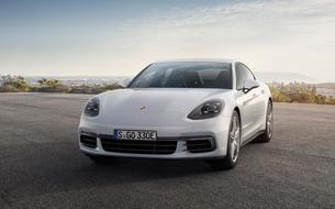 Porsche Panamera 4 E-Hybrid, pour rouler en électrique la semaine