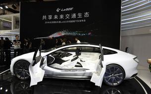 Voiture autonome: les entreprises chinoises se placent sur la ligne de départ