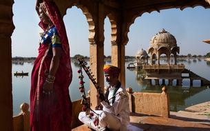 Mélodies d'automne au Rajasthan
