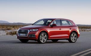 Audi Q5, plus nouveau qu'il n'y paraît