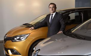 Carlos Ghosn: «La voiture sans chauffeur, pas avant 2025»