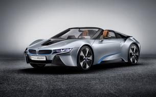 BMW confirme l'arrivée du roadster i8