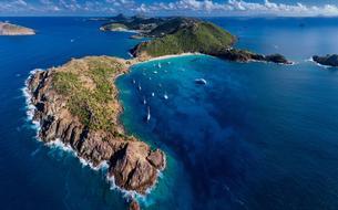 Saint-Barth, l'île refuge des Caraïbes