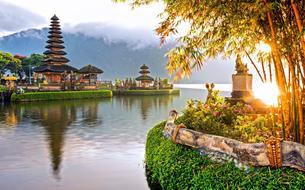 Bali est un temple