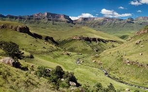 Les monts Drakensberg : l'Afrique du Sud à perte de vue