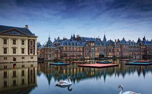 Promenades hollandaises au pays de Mondrian