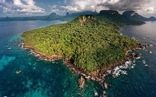 Sur l'île de Principe, l'écotourisme en majesté
