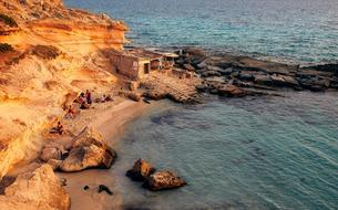 Ibiza, Formentera : belles îles en mer