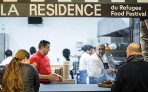 Le «Refugee food festival» facilite l'insertion des migrants par la cuisine