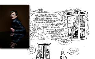 Rescapé, le dessinateur Luz retrace ses années à <i>Charlie Hebdo </i>