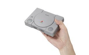 Sony prépare une version de poche de la PlayStation 1
