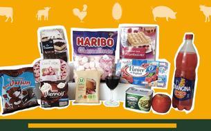 Insectes dans des glaces, bœuf dans des yaourts...: 12 produits épinglés par une ONG
