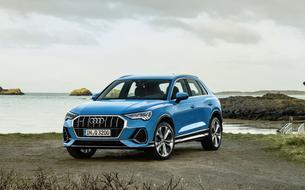 Audi Q3, changement de stature