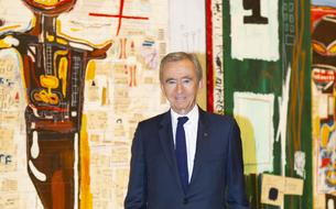 Bernard Arnault au <i>Figaro</i>: «Casser les codes est le propre des grands artistes»