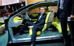 Le «deal» proposé par Emmanuel Macron aux géants de l'automobile