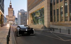 Renault EZ-ULTIMO, le VTC du futur